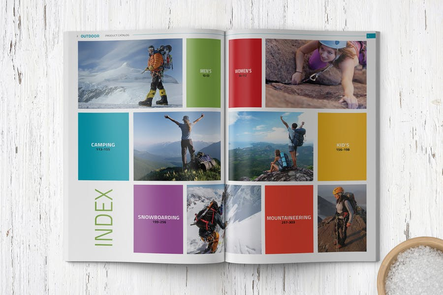 Outdoor - Clothing Product Catalogue - 0