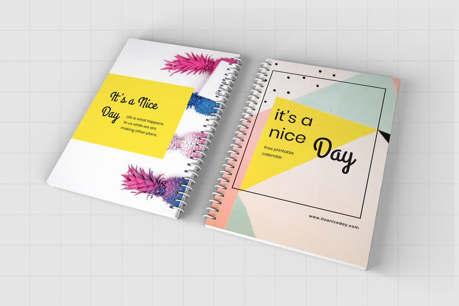 Worksheet Daily Planner Book - Two - 1