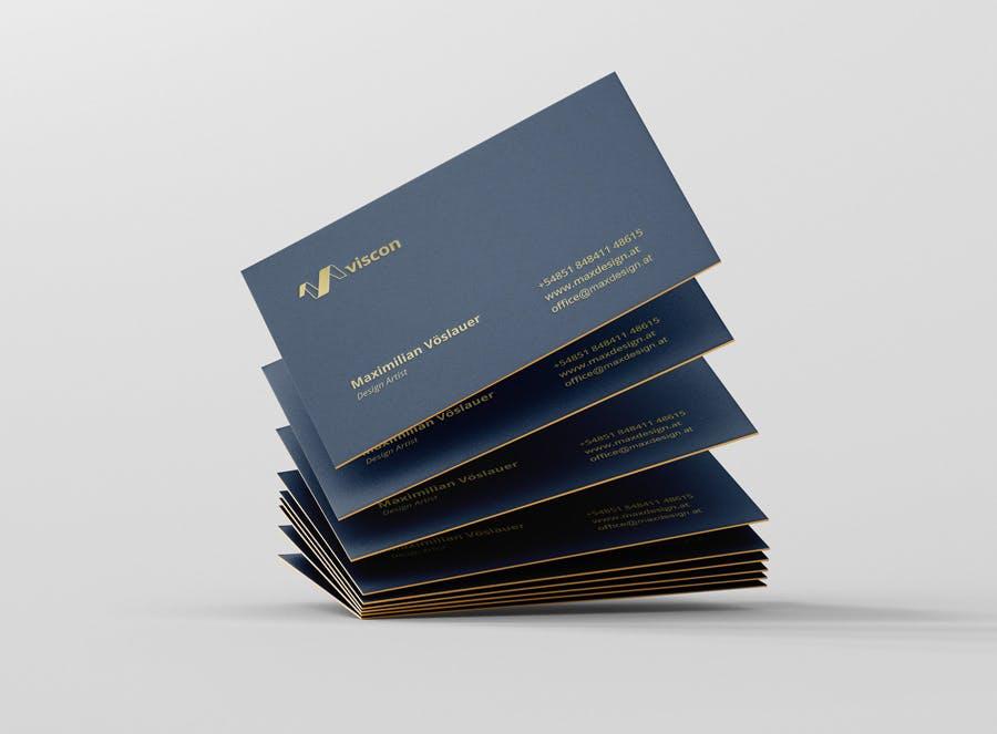 Business Card Mock-Up - 1