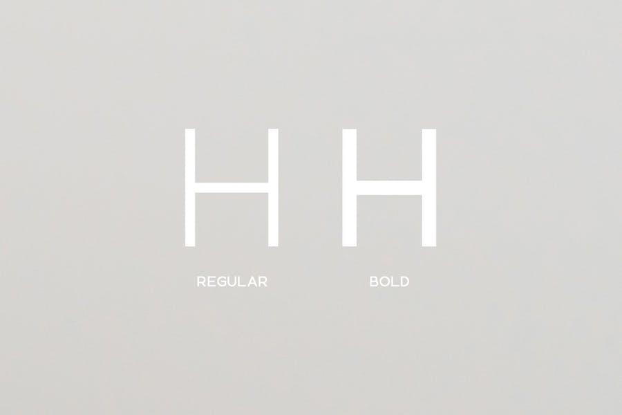 Tundra Typeface - 1