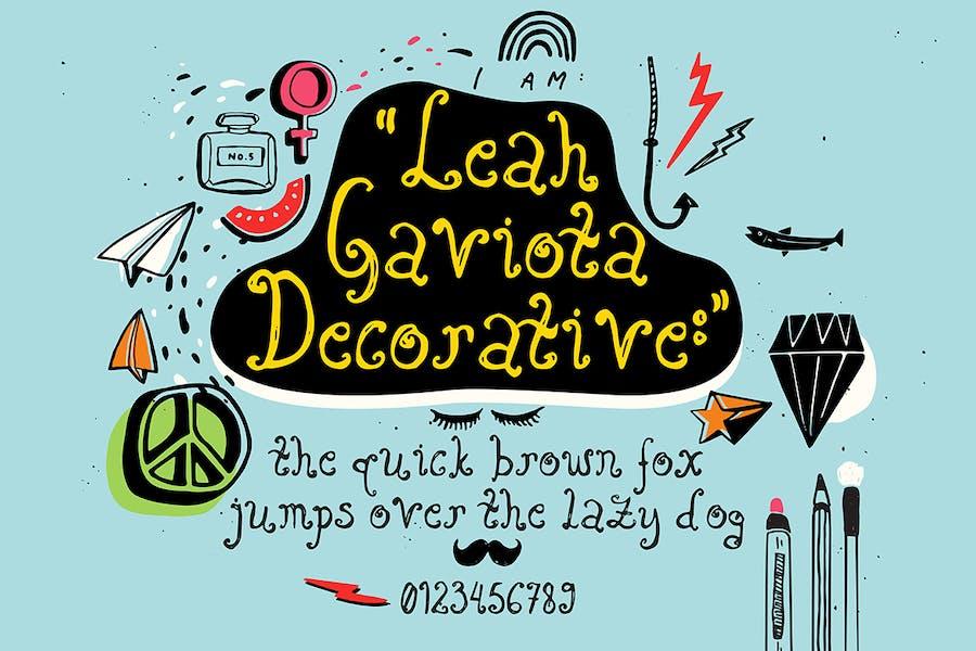 Leah Gaviota - 0